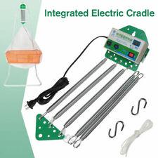 Federwiege Babyschaukel Elektrisch Automatisch Schwingfeder Für die Baby top uk