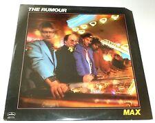 The Rumour - Max    US VINYL LP