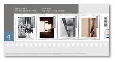 Canada 2902 Canadian Photography souvenir sheet (4 stamps) MNH 2016