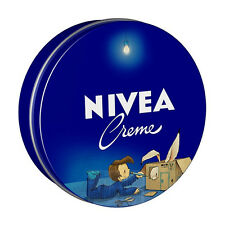 [NIVEA] TALES Creme Blue Tin Lotion 60ml GERMANY (LIMITED Leo Rabbit House)