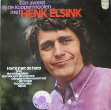 HENK ELSINK - EEN AVOND IN DE KOOPERMOOLEN MET HENK ELSINK   - LP