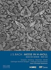 J.S. Bach / Sampson - Messe in H-Moll (Mass in B Minor) BWV 233 [New CD]