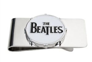 The Beatles Money Clip 'The Drum' Free P&P