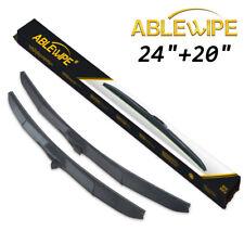 ABLEWIPE Windshield Wiper Blades Fit For Kia Sorento SUV 2011 2012 2013 2014 J/U