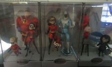 Disney Store Exclusive Limited Edition Designer Collection Incredibles 2 Figures