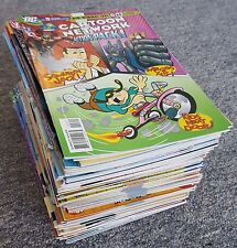 Dealer's LOT 82 Issues CARTOON NETWORK comics~Cartoon Cartoons,Action Pack more