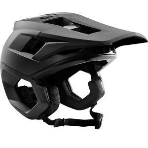 Fox Dropframe Pro MIPS MTB Mountain Bike Helmet Matte Black Medium