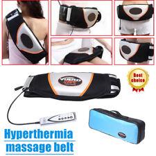 Electric Heat Function Vibro Slimming Massage Belt lose weight Vibration Shape