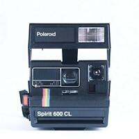 Polaroid Camera 1 film MEGA RARE AS N E W Instant  NIB ICONIC Spirit 80s CAMERA