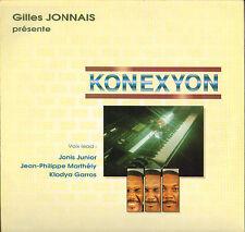 """KONEXYON """"COLOR"""" AFRO BIGUINE ZOUK LP BLEU CARAÏBES 82866-1"""