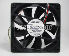 NMB 4710NL-05W-B49 fan 24VDC 0.22A 120*120*25mm 3pin tested