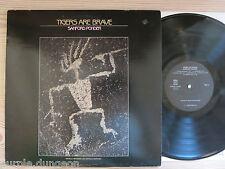 Sanford Ponder - Tigers Are Brave   LP