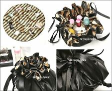 *NEW EXQUISITE SILK SATINS* COSMETIC BAG /JEWELERY POUCH/EVENING BAG/HAND BAG
