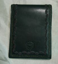 GIAN MARCO VENTURI portafogli uomo wallet man pelle leather col marrone brown
