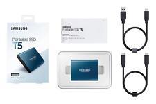 Samsung T5 Portable SSD - 500GB - USB 3.1 External SSD (MU-PA500B/AM) -BRAND NEW
