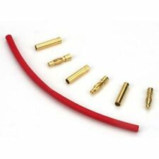 4mm Gold Bullet Connector Set (3) Dynamite R/C DYNC0050