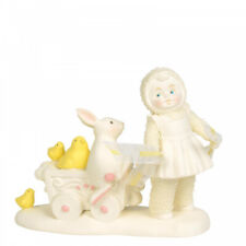 Snowbabies Springtime Express Free Ride Easter Figurine 6004934 - New & Boxed