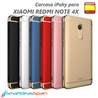 CARCASA XIAOMI REDMI NOTE 4X / 4 GLOBAL IPAKY SLIM ARMOR CASE FUNDA RIGIDA TPU