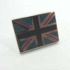 Paul Smith Union Jack Pin Badge With Dark Blue Cross RRP £35