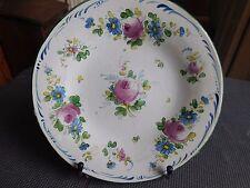 Ancienne petite assiette signée Lille 1767
