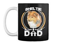 Sheltie Dad Father Day Gifts Dog Gift Coffee Mug