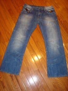 Buffalo Jeans Bleu 34 L X 32 L Piloté Par