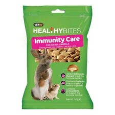 Vetiq Healthy Bites Immunity Care For Small Animal Treats 30g - Mark Chappell