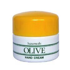 From JAPAN Suzumushi Olive Hand Cream 60g / Free shipping Tracking SAL