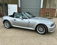 2001 BMW Z3 2.2i 2dr Convertible Petrol Manual Power roof Sport.
