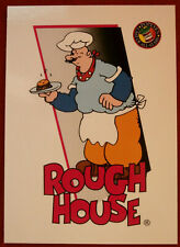 POPEYE - Individual Card #19 - Rough House - Card Creations - 1994