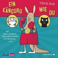 M./HEISLER,C./HERMANN,I./+ KREIBICH - ULRICH HUB: EIN KÄNGURU WIE DU  CD NEW