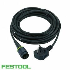 FESTOOL PLUG IT LEAD 240V 490650 REPLACEMENT CABLE FOR FESTOOL TOOLS