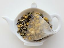 Serene Herbal Tea (No Caffeine) in Pyramid Sachets