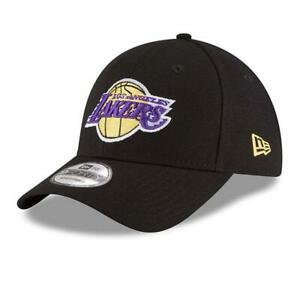 New Era LOS ANGELES LAKERS THE LEAGUE 9FORTY ADJUSTABLE - BLACK 11423436