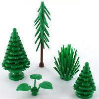 LEGO City Tannenbäume, Nadelbaum, Strauch, Blätter, Bäume, Baum, Pflanzen, NEU