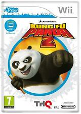 Kung Fu Panda 2 - uDraw REQUIRES Wii PAL VERY GOOD CONDITION WITH MANUAL