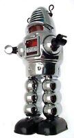 Collectors Robots Chrome Robots Tin Plate Robots Clockwork Robotos Walking Robot