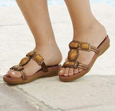Andiamo Medina Amber Slide NEW NIB size 11M Sandal Shoes