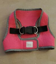 Simply Dog Pink medium Mesh lined Dog Harness