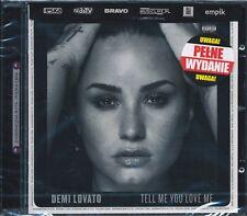 Demi Lovato - Tell Me You Love Me PL CD | NEW | POLISH EDITION