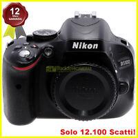 Nikon D5100 body fotocamera digitale reflex 16,2 Mp usata, videocamera HD