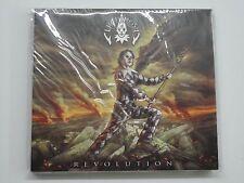 LACRIMOSA revolution russian + 1 bonus track very rare cd