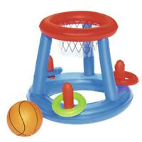Water Sports Inflatable Basketball Swimming Pool Kids Adult Float Ball Toys L&6