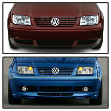 1999-2004 VW Jetta Bora Mk4 Front Bumper Fog Lights Lamp+Switch+Bulbs Left+Right