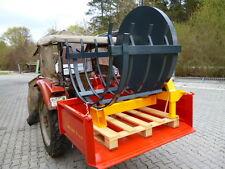 Heckcontainer 160 x 90 hydraulisch kippbar - Kippmulde Heckkipper Heckmulde