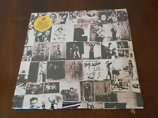 ROLLING STONES Exile On Main St 2 LP RE MINT still sealed NEW AUDIOPHILE 180gram