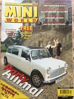 Mini World Magazine - December 1996 - 256bhp Drag Mini, First Class Mini Limo