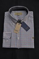New With Tags Dubarry Broadhaven Shirt Size L Navy Multi