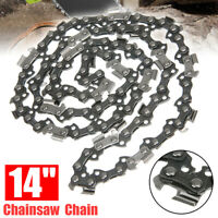 14'' 55 Drive Links 3/8''LP Chain for Stihl 009 010 017 019 023 MS170 MS180 Tool
