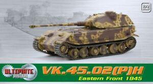Vk.45.02 (P) H Eastern Front 1945 Tank 1:72 Model 60686 Dragon Models